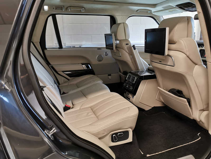interior clean only